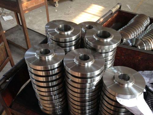 产品名称人敢跳:锻打对焊法兰